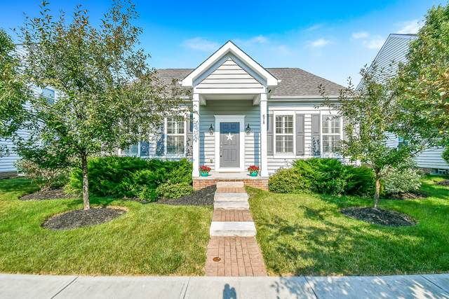 678 Little Rock Road, Westerville, OH 43082 (MLS #221018767) :: The Raines Group