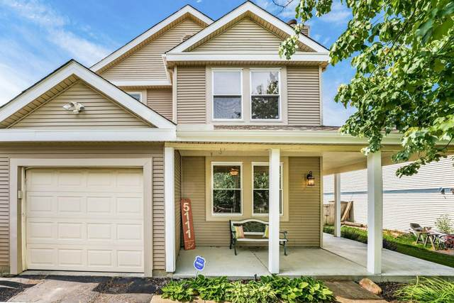 5111 Cherry Blossom Way, Columbus, OH 43230 (MLS #221019006) :: The Tobias Real Estate Group