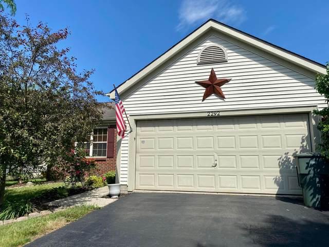 2292 Brookbank Drive, Grove City, OH 43123 (MLS #221019163) :: Jamie Maze Real Estate Group