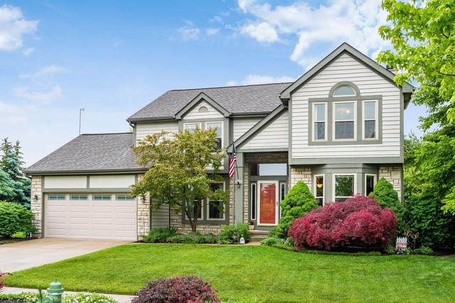 7244 Tullymore Drive, Dublin, OH 43016 (MLS #221019188) :: Bella Realty Group