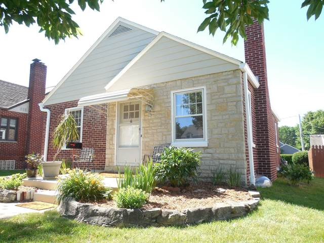 37 E Jeffrey Place, Columbus, OH 43214 (MLS #221019522) :: Berkshire Hathaway HomeServices Crager Tobin Real Estate