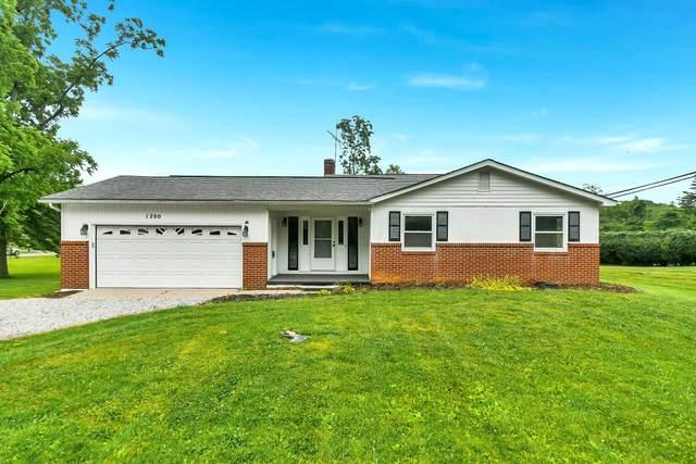 1200 Beechwood Drive NE, Lancaster, OH 43130 (MLS #221019538) :: Sam Miller Team