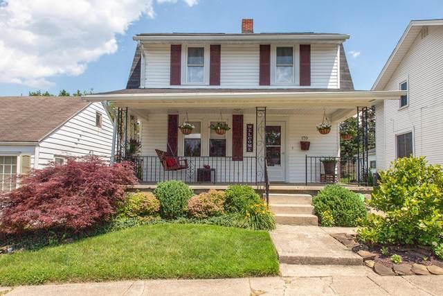 170 Neal Avenue, Newark, OH 43055 (MLS #221019539) :: MORE Ohio