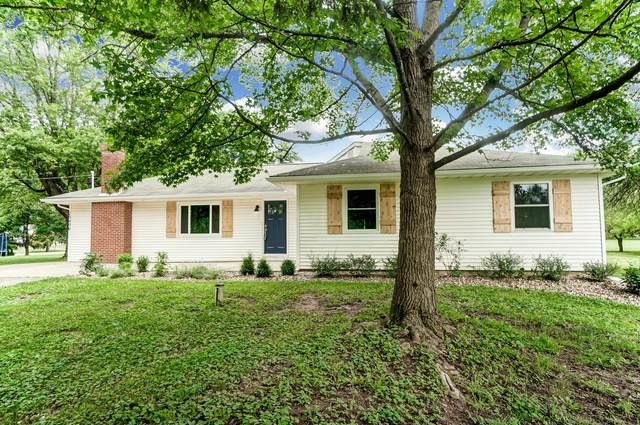 15406 Palmer Road SW, Etna, OH 43068 (MLS #221019552) :: The Tobias Real Estate Group