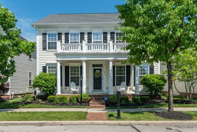 5012 Butterworth Green Drive, New Albany, OH 43054 (MLS #221019567) :: Jamie Maze Real Estate Group