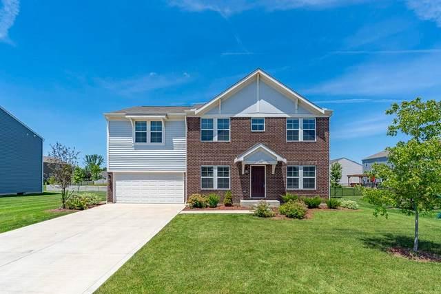 3340 Bradwell Crossing, Grove City, OH 43123 (MLS #221019570) :: Jamie Maze Real Estate Group