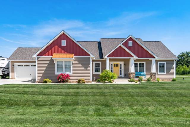 5972 Spring Run Road NE, Thornville, OH 43076 (MLS #221019598) :: Exp Realty