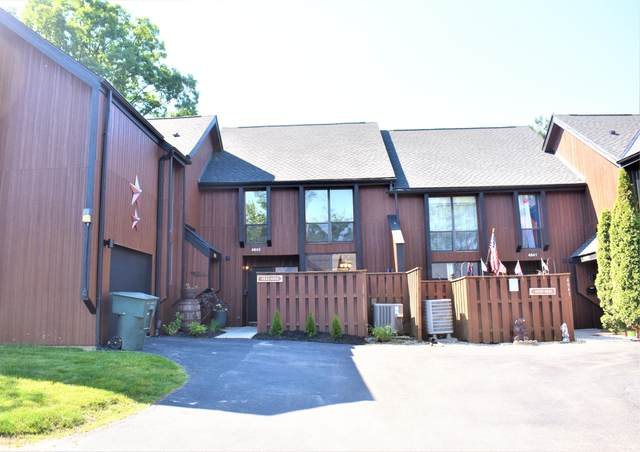 4843 Crazy Horse Lane #2, Westerville, OH 43081 (MLS #221019621) :: 3 Degrees Realty