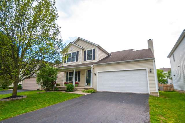8569 Fernbrook Drive, Lewis Center, OH 43035 (MLS #221019684) :: The Holden Agency