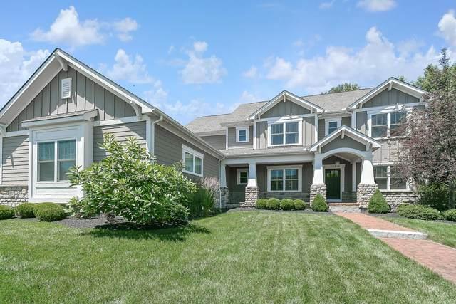 7136 Glacier Ridge Boulevard, Dublin, OH 43017 (MLS #221019723) :: Jamie Maze Real Estate Group