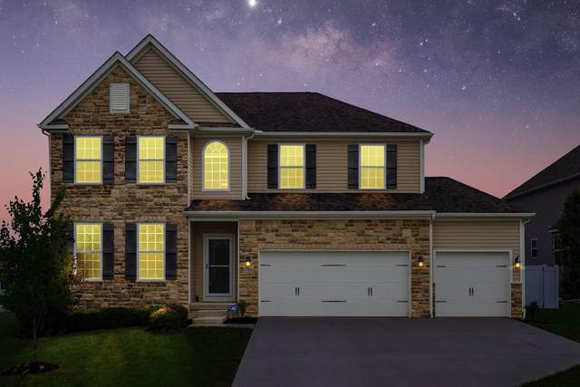 714 Green Forest Place, Lithopolis, OH 43136 (MLS #221019799) :: The Tobias Real Estate Group