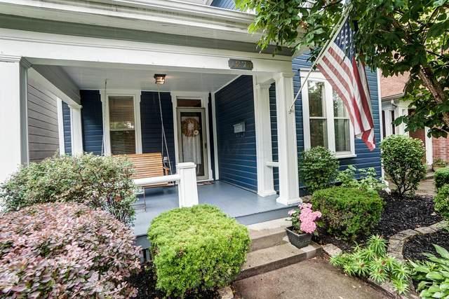 1279 Hunter Avenue, Columbus, OH 43201 (MLS #221019838) :: ERA Real Solutions Realty