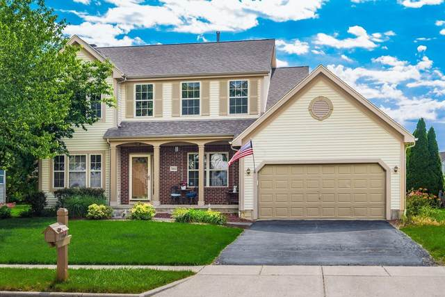 7861 Manorgate Street, Lewis Center, OH 43035 (MLS #221020010) :: Jamie Maze Real Estate Group