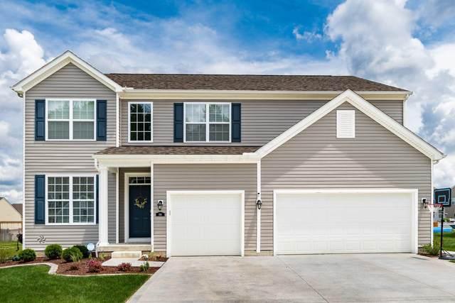 186 Mannaseh Drive W, Granville, OH 43023 (MLS #221020096) :: Sam Miller Team