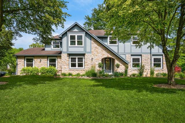 4710 Burbank Drive, Upper Arlington, OH 43220 (MLS #221020139) :: The Tobias Real Estate Group
