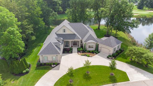 1220 Elkhorn Drive, Blacklick, OH 43004 (MLS #221020197) :: The Tobias Real Estate Group