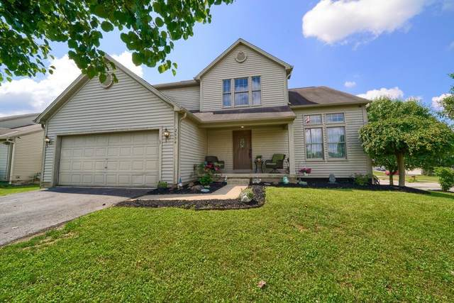 2654 Little Pine Lane, Lancaster, OH 43130 (MLS #221020257) :: ERA Real Solutions Realty