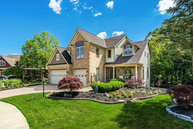 210 Cherokee Court, Pickerington, OH 43147 (MLS #221020480) :: The Tobias Real Estate Group