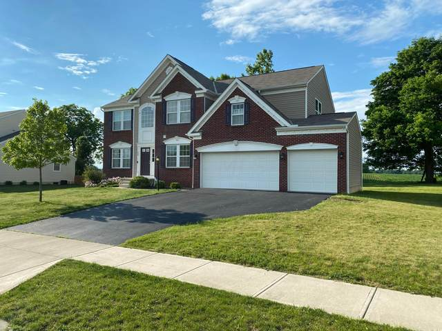 244 Weeping Willow Run Drive, Johnstown, OH 43031 (MLS #221020589) :: MORE Ohio