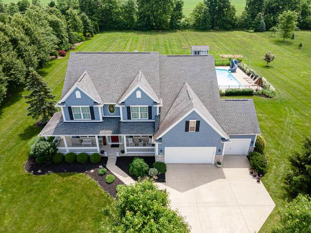 13162 Brandon Mill Drive NW, Pataskala, OH 43062 (MLS #221020741) :: The Holden Agency