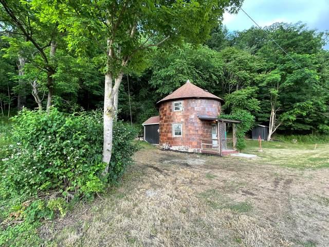 17092 Haydenville Road, Nelsonville, OH 45764 (MLS #221020754) :: Jamie Maze Real Estate Group