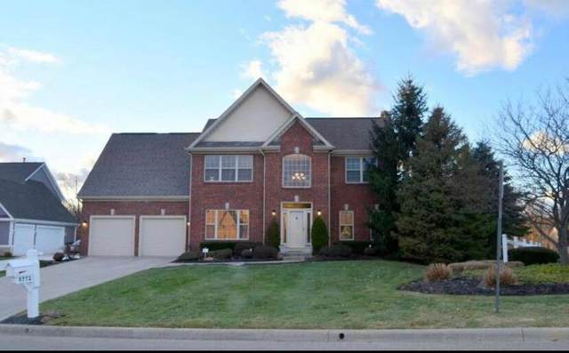 5772 Highland Hills Drive, Westerville, OH 43082 (MLS #221020847) :: Exp Realty