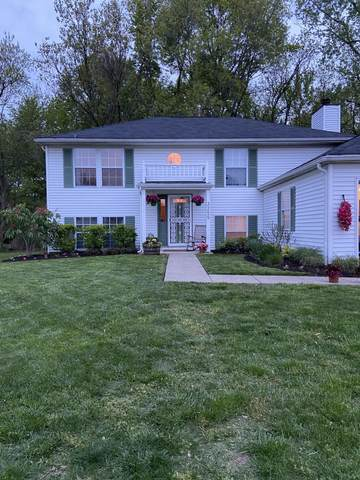 3255 Lone Spruce Road, Columbus, OH 43219 (MLS #221020887) :: The Tobias Real Estate Group