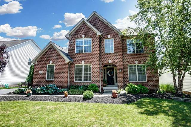 6855 Margarum Bend, New Albany, OH 43054 (MLS #221020903) :: The Tobias Real Estate Group