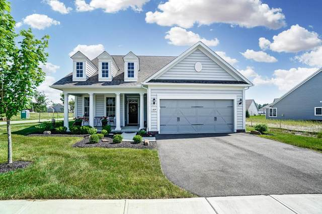 7839 Eastcross Drive, New Albany, OH 43054 (MLS #221020910) :: CARLETON REALTY