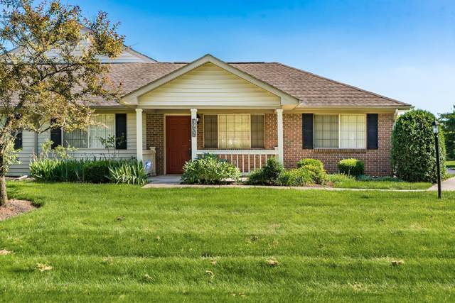 3902 Wiston Drive, Groveport, OH 43125 (MLS #221021002) :: The Tobias Real Estate Group