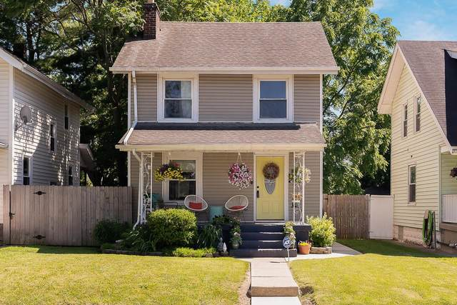 149 E Welch Avenue, Columbus, OH 43207 (MLS #221021070) :: Bella Realty Group