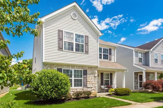 9268 Polaris Green Drive, Columbus, OH 43240 (MLS #221021172) :: Jamie Maze Real Estate Group