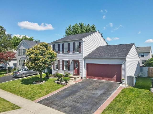 5770 Gradey Pass, Columbus, OH 43119 (MLS #221021193) :: The Tobias Real Estate Group