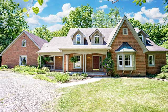5130 Rutherford Road, Powell, OH 43065 (MLS #221021353) :: LifePoint Real Estate