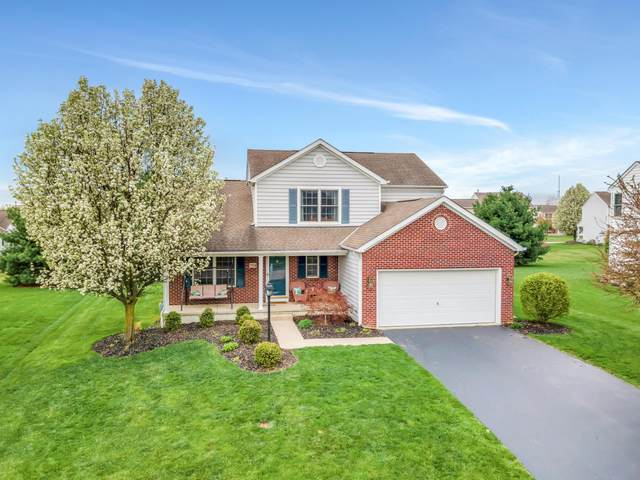 7524 Daisy Lane, Lewis Center, OH 43035 (MLS #221021398) :: ERA Real Solutions Realty