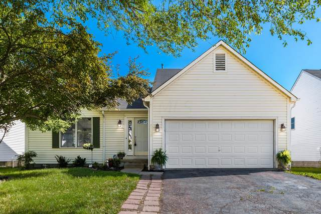 2664 Whimswillow Drive, Columbus, OH 43207 (MLS #221021443) :: The Tobias Real Estate Group