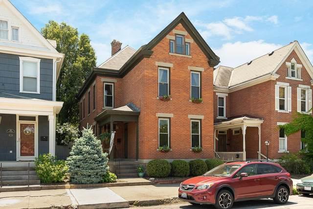 271 E Whittier Street, Columbus, OH 43206 (MLS #221021629) :: Ackermann Team
