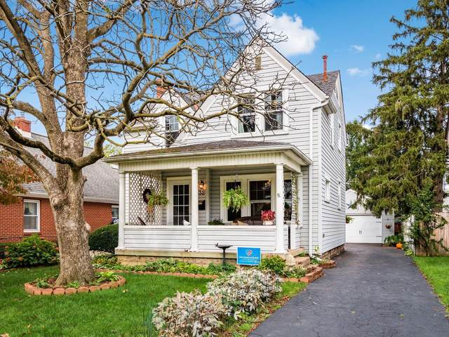32 E Jeffrey Place, Columbus, OH 43214 (MLS #221021875) :: Bella Realty Group