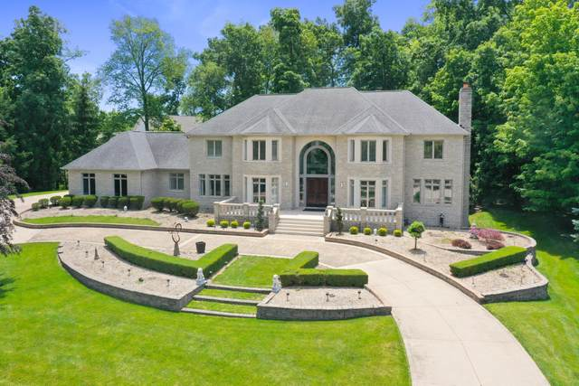 2200 Strathshire Hall Lane, Powell, OH 43065 (MLS #221021897) :: 3 Degrees Realty