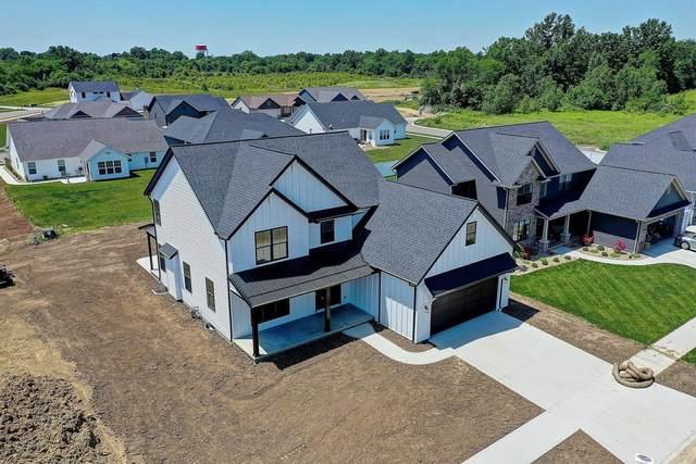 311 Bontrager Street, Johnstown, OH 43031 (MLS #221021941) :: Bella Realty Group