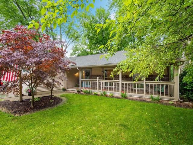 3942 Bluebird Court, Westerville, OH 43081 (MLS #221022096) :: Berkshire Hathaway HomeServices Crager Tobin Real Estate