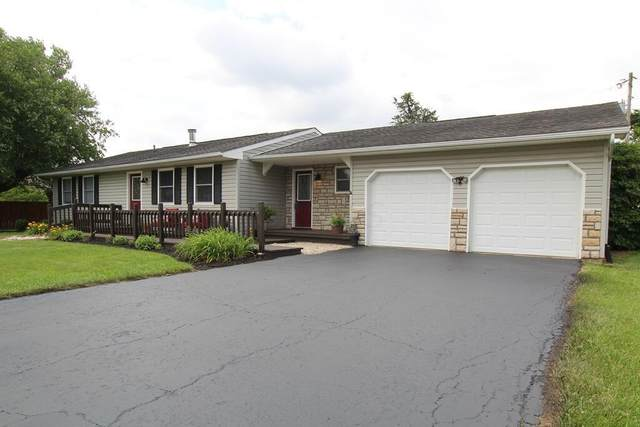 12321 Oak Drive, Orient, OH 43146 (MLS #221022160) :: 3 Degrees Realty