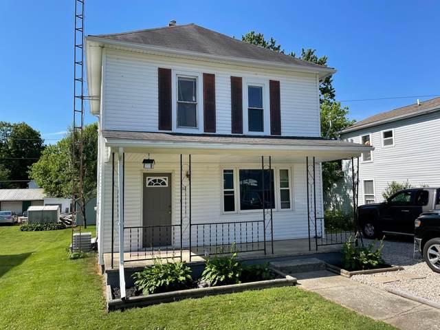 312 Mill Street, Utica, OH 43080 (MLS #221022562) :: Sam Miller Team