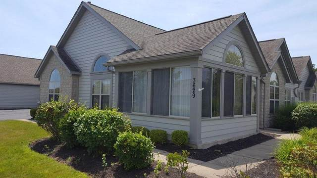 3629 Perennial Lane, Powell, OH 43065 (MLS #221022696) :: The Raines Group
