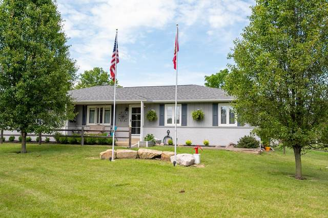 3185 E Powell Road, Lewis Center, OH 43035 (MLS #221023054) :: Signature Real Estate