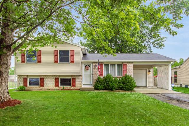 8430 Blue Lake Circle, Galloway, OH 43119 (MLS #221023205) :: The Raines Group