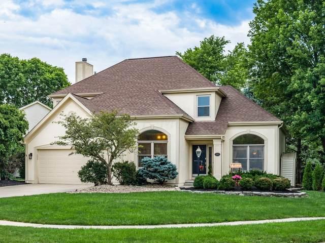 5092 Montcroft Drive, Hilliard, OH 43026 (MLS #221023285) :: Signature Real Estate