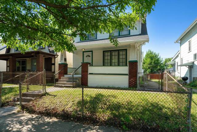 1051 E 16th Avenue, Columbus, OH 43211 (MLS #221023427) :: Berkshire Hathaway HomeServices Crager Tobin Real Estate