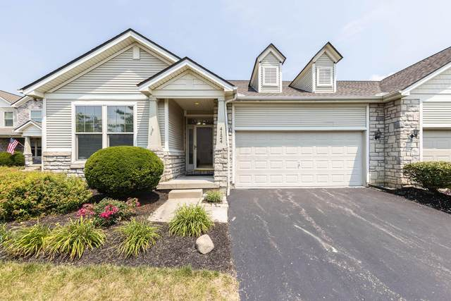 4124 Coventry Manor Way, Hilliard, OH 43026 (MLS #221023731) :: The Raines Group