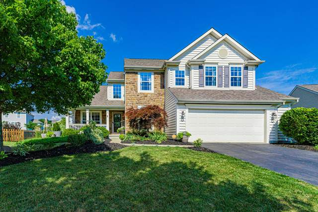 7284 Bromfield Drive, Canal Winchester, OH 43110 (MLS #221023818) :: Signature Real Estate